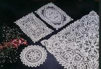 Cotton Handmade Lace Goods