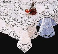 Hand EMBD Tablecloth